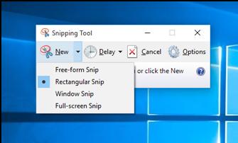 Ekraanipildi tegemine Windows, Mac arvutis ja iOS seadmega.