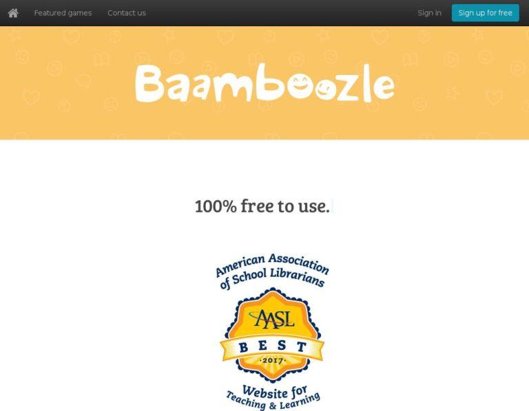 Baamboozle