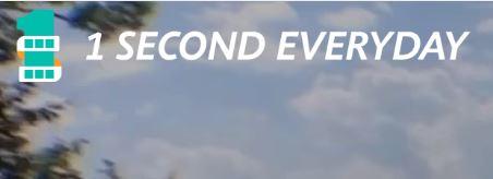 1 sekund iga päev! Videopäevik.