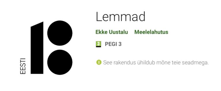 Lemmad