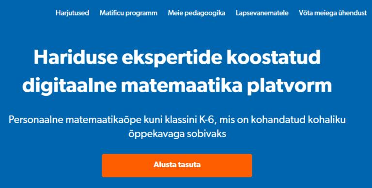 Matific.com